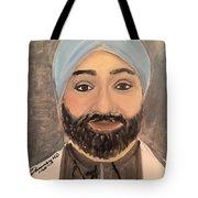 Paramjit S. Chopra M D Tote Bag