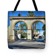 Paramount Pictures Melrose Gate Tote Bag