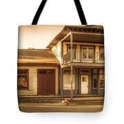 Paramount Ranch Agoura Hotel - Panorama Tote Bag