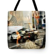 Paranoid Country Boy  Tote Bag