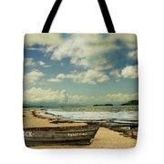 Paraty Beach, So. America Tote Bag