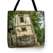 Parco Dei Mostri, Park Of The Monster, In Bomarzo Tote Bag