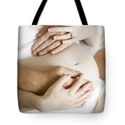Parents To-be Tote Bag