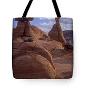 Paria Canyon Hoodoos Tote Bag