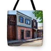 Parimount Ranch Bank Tote Bag