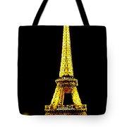 Paris 4 Tote Bag