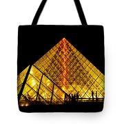 Paris 6 Tote Bag