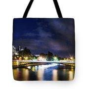 Paris At Night 23 Tote Bag