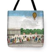 Paris: Bastille Day, C1801 Tote Bag