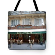 Paris Cafe Bistro Vivienne - Paris Cafes Bistro Restaurant-paris Cafe Galerie Vivienne Tote Bag