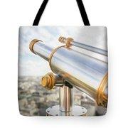 Paris City View 29 Tote Bag