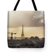 Paris City View 30  Tote Bag