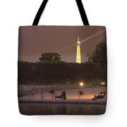 Paris Evening Tote Bag