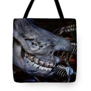 Paris Gallery Of Paleontology 2 Tote Bag