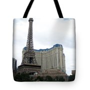 Paris Hotel Tote Bag