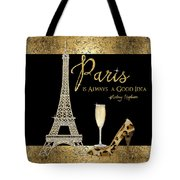 Paris Is Always A Good Idea - Audrey Hepburn Tote Bag