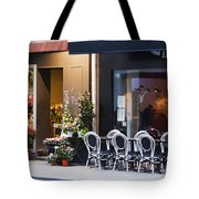 Paris Neighbors Tote Bag