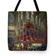 Paris: Notre Dame, 1841 Tote Bag