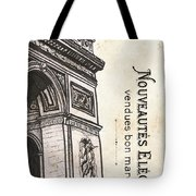 Paris, Ooh La La 2 Tote Bag
