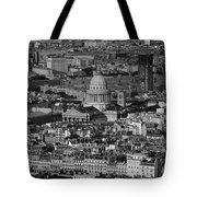 Paris Pantheon Tote Bag
