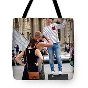 Paris Pix Tote Bag