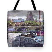 Paris Pont Alexandre IIi Tote Bag