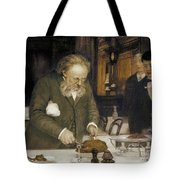 Paris: Restaurant, C1890 Tote Bag