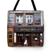 Paris Street Life 2 Tote Bag