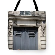 Paris Street Life 3 Tote Bag