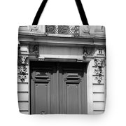 Paris Street Life 3b Tote Bag