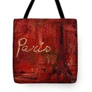 Paris - V01ct1at2cc Tote Bag