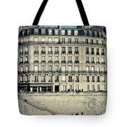 Parisian Building Tote Bag