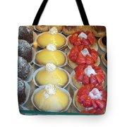 Parisian Pastries Tote Bag