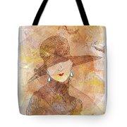 Parisienne 1930 Tote Bag