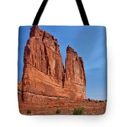 Park Ave Monolith Tote Bag