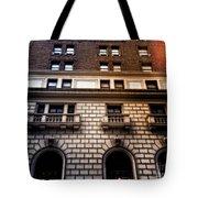 Park Avenue Sunglare Tote Bag