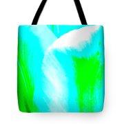 Park Avenue Tulip Tote Bag