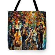 Park Band  Tote Bag