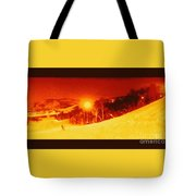 Park City Gold Tote Bag
