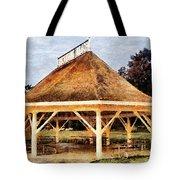 Park Gazebo Tote Bag