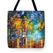 Park Of Pleasure Tote Bag