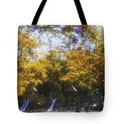 Park Slide Tote Bag