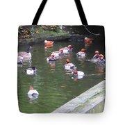 Park Waterfowl Tote Bag