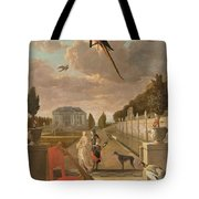 Park With Country House, Jan Weenix, 1670 - 1719 Tote Bag