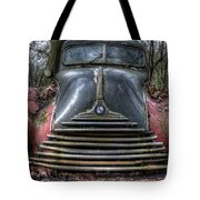 Parked Bmw Tote Bag
