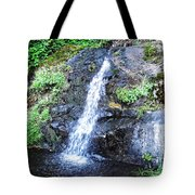 Parker Creek Falls Tote Bag