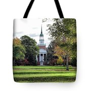 Parker Hall - Hanover College Tote Bag