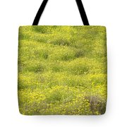 Parker Ranch Field Of Yellow Tote Bag