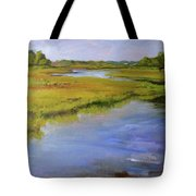 Parker's River, Cape Cod Tote Bag