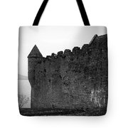 Parkes Castle County Leitrim Ireland Tote Bag